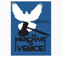 Merchant of Venice - Shakespeare - Sticker by justicedefender
