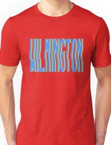 Wilmington NC Wavy Letters Unisex T-Shirt