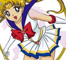 Sailor Moon Dr Dre the Chronic cover Parody tee Sticker
