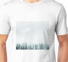 Pale Winter Sky Unisex T-Shirt