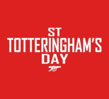 ST. Totteringham's Day by guners