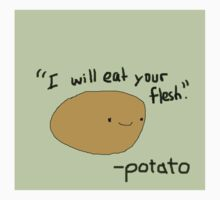 Potato by mugen500