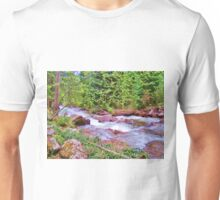 MIGHTY RUSHING COLORADO RIVER Unisex T-Shirt
