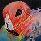 Flamingo by Michael Creese