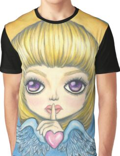 Angelica Graphic T-Shirt