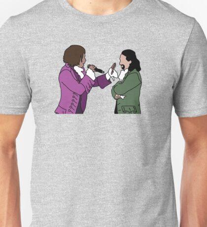 Hamilton -- Cabinet Battle Unisex T-Shirt