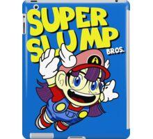 Super Slump Bros iPad Case/Skin
