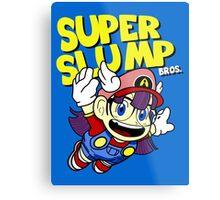 Super Slump Bros Metal Print