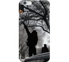 Leap iPhone Case/Skin