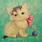Cat by Olyha