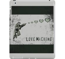 Master Chief Love Machine - Halo  iPad Case/Skin