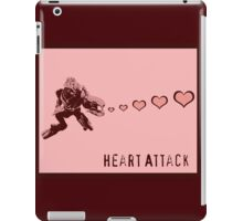 Sangheili Officer Heart Attack  iPad Case/Skin