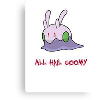 Pokemon - All Hail Goomy Canvas Print