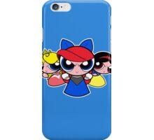 Princess Puff Girls 2 iPhone Case/Skin
