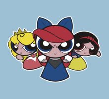 Princess Puff Girls 2 Kids Tee