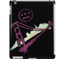 Stencil Golden Gate San Francisco Outline iPad Case/Skin
