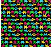 Space Invaders  by maniacreations