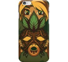 Faces of the Hero - Deku iPhone Case/Skin
