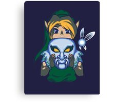 Faces of the Hero - Zora Canvas Print