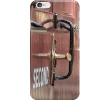 Puffing Billy Class iPhone Case/Skin