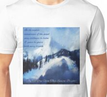 Winter Wishes Unisex T-Shirt