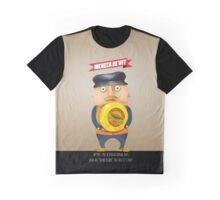meneer De Wit Graphic T-Shirt