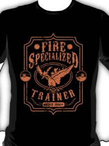 Fire Specialized Trainer T-Shirt