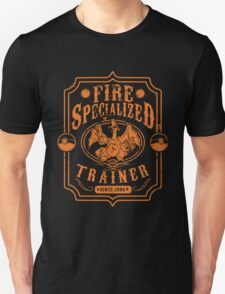 Fire Specialized Trainer II T-Shirt