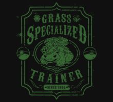 Grass Specialized Trainer T-Shirt