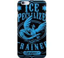 Ice Specialized Trainer iPhone Case/Skin