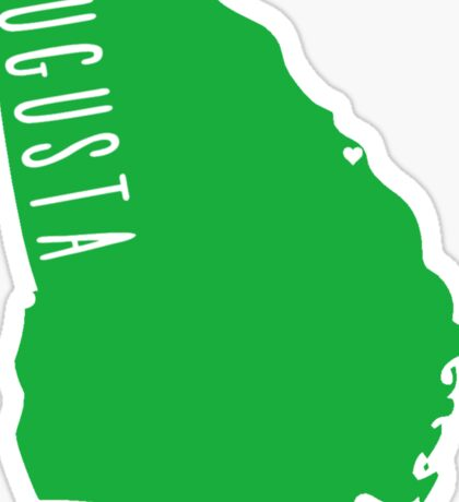 Augusta Sticker