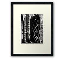 Doors of the World Series #1 Framed Print