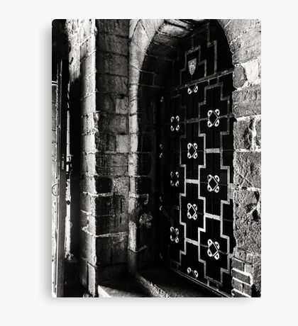 Doors of the World Series #1 Canvas Print