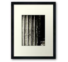Doors of the World Series #2 Framed Print