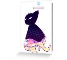 Nin Greeting Card