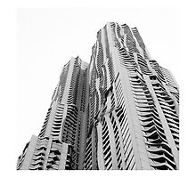 NEW YORK // GEHRY by Emma Coast
