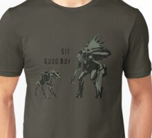 Sit.  Good Boy. Unisex T-Shirt