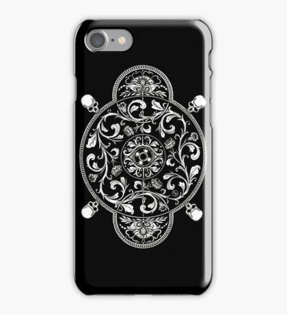 EP. HYPNOTICSKULL II iPhone Case/Skin
