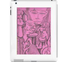 follolwing the dream iPad Case/Skin
