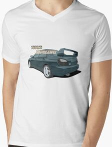 Thats Imprezive !!!! Mens V-Neck T-Shirt