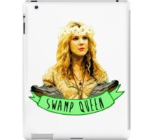 Swamp Queen  iPad Case/Skin