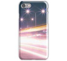 Light streak  Long exposure  iPhone Case/Skin