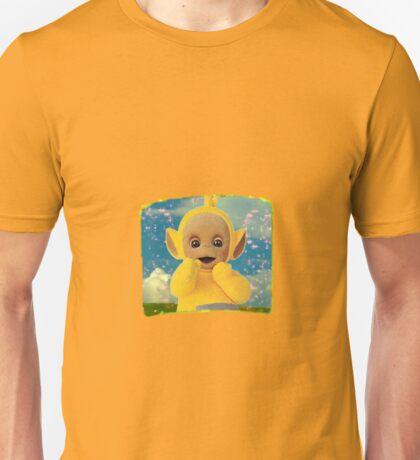 Teletubbies Laa Laa TV Unisex T-Shirt