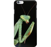 "Mantis says ""hi"" iPhone Case/Skin"