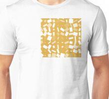 pattern brown Unisex T-Shirt