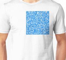 patterb blue Unisex T-Shirt