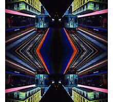 Etcher's Train Station Photographic Print