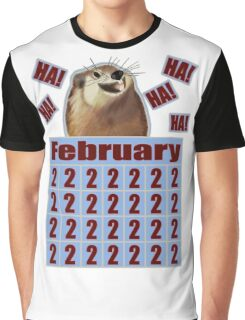 Groundhog Day Forever Graphic T-Shirt