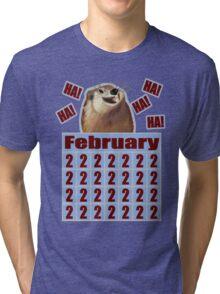 Groundhog Day Forever Tri-blend T-Shirt