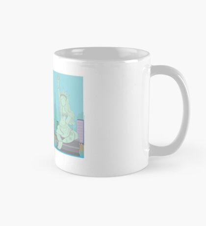 mermaid city Mug